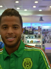 Photo of Giovani dos Santos