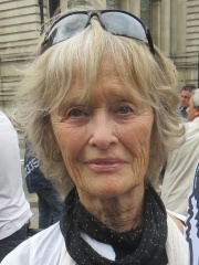 Photo of Virginia McKenna