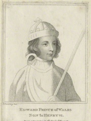 Photo of Edward of Westminster, Prince of Wales