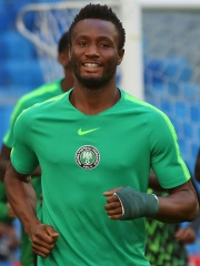 Photo of John Obi Mikel