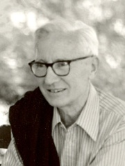 Photo of Nikolaas Tinbergen