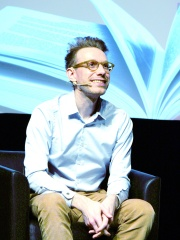 Photo of Daniel Tammet