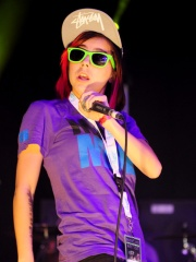 Photo of Lady Sovereign