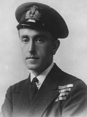 Photo of George Mountbatten, 2nd Marquess of Milford Haven