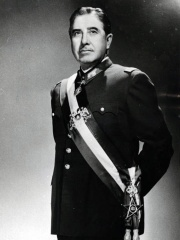 Photo of Augusto Pinochet