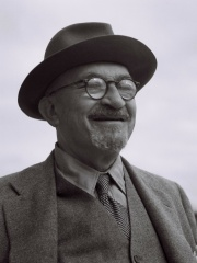 Photo of Chaim Weizmann