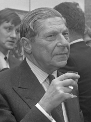 Photo of Arthur Koestler