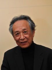 Photo of Gao Xingjian