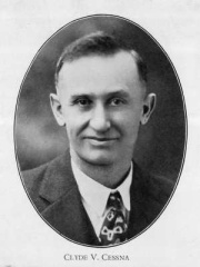Photo of Clyde Cessna