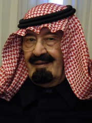 Photo of Abdullah of Saudi Arabia
