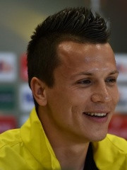 Photo of Yevhen Konoplyanka
