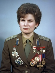 Photo of Valentina Tereshkova