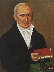 Photo of Alessandro Volta