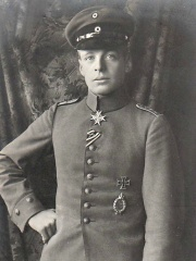Photo of Oswald Boelcke