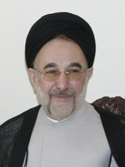 Photo of Mohammad Khatami