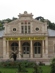 Photo of Weegee
