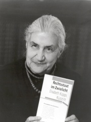 Photo of Jeanne Hersch