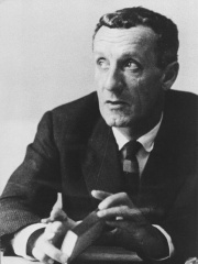 Photo of Maurice Merleau-Ponty