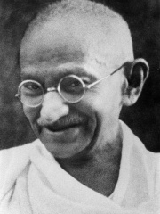 Photo of Mahatma Gandhi