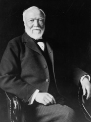 Photo of Andrew Carnegie