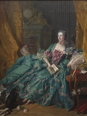 Photo of Madame de Pompadour