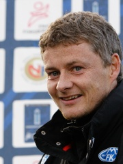 Photo of Ole Gunnar Solskjær