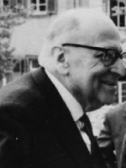 Photo of Max Horkheimer