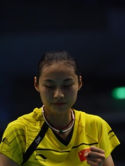 Photo of Wang Yihan