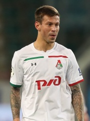 Photo of Fyodor Smolov