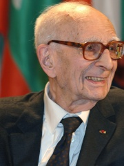 Photo of Claude Lévi-Strauss
