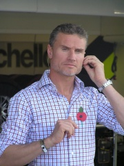 Photo of David Coulthard