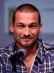 Photo of Andy Whitfield