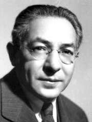 Photo of Isidor Isaac Rabi