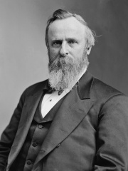 Photo of Rutherford B. Hayes