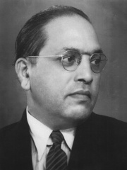 Photo of B. R. Ambedkar