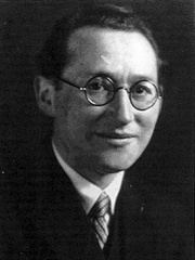 Photo of Kurt Lewin