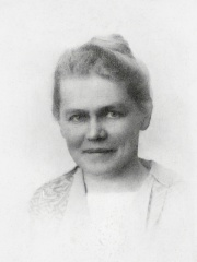 Photo of Bodil Katharine Biørn