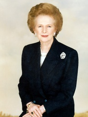 Photo of Margaret Thatcher
