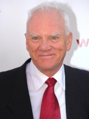 Photo of Malcolm McDowell