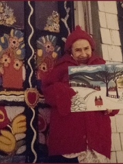 Photo of Maud Lewis
