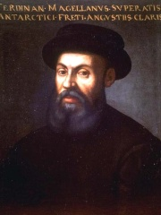 Photo of Ferdinand Magellan