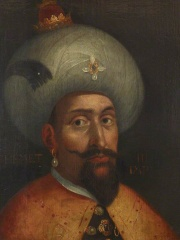 Photo of Mehmed III