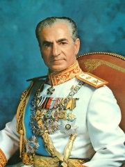 Photo of Mohammad Reza Pahlavi