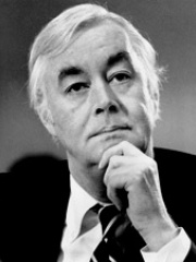 Photo of Daniel Patrick Moynihan