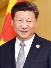 Photo of Xi Jinping