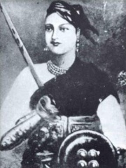 Photo of Rani of Jhansi