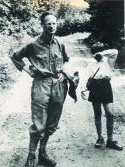 Photo of André Weil
