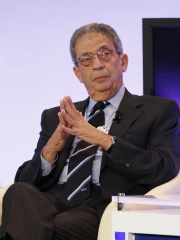 Photo of Amr Moussa