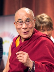 Photo of 14th Dalai Lama