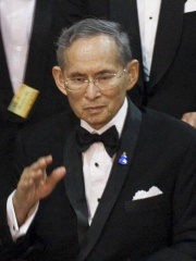 Photo of Bhumibol Adulyadej